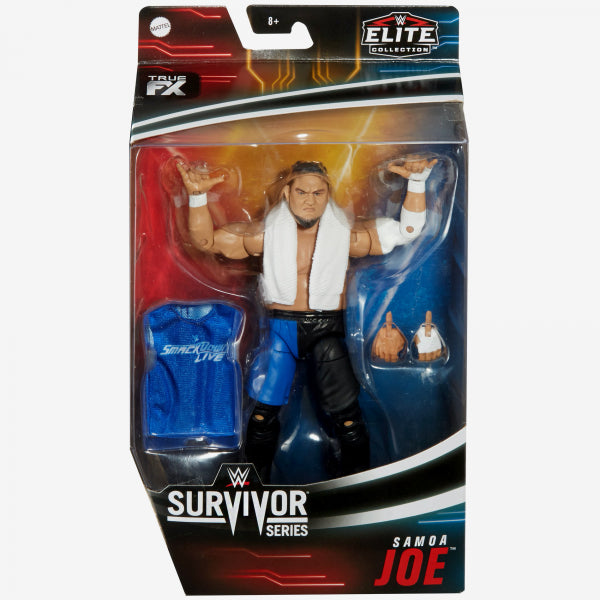 WWE Mattel Elite Collection Exclusive Survivor Series Samoa Joe