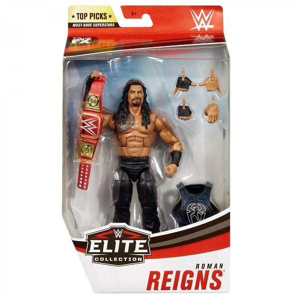 WWE Mattel Elite Collection Top Talent 2020 Roman Reigns