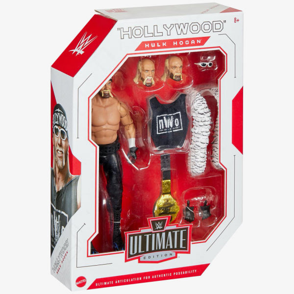 WWE Mattel Ultimate Edition Series 7 Hollywood Hulk Hogan