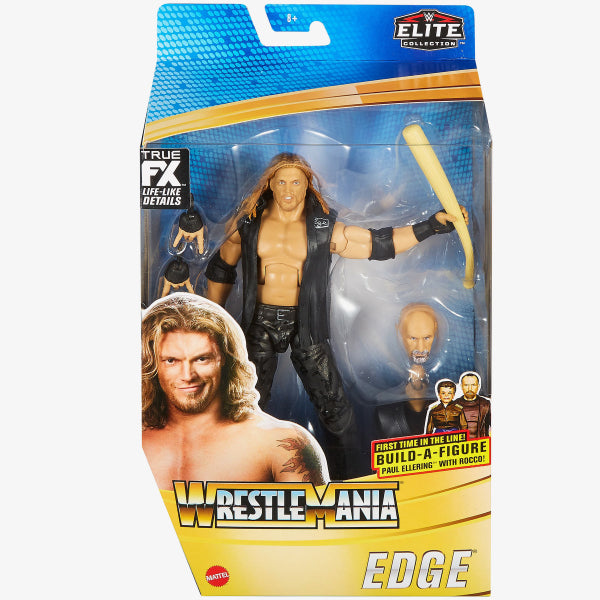 WWE Mattel Elite Collection Wrestlemania 37 Edge