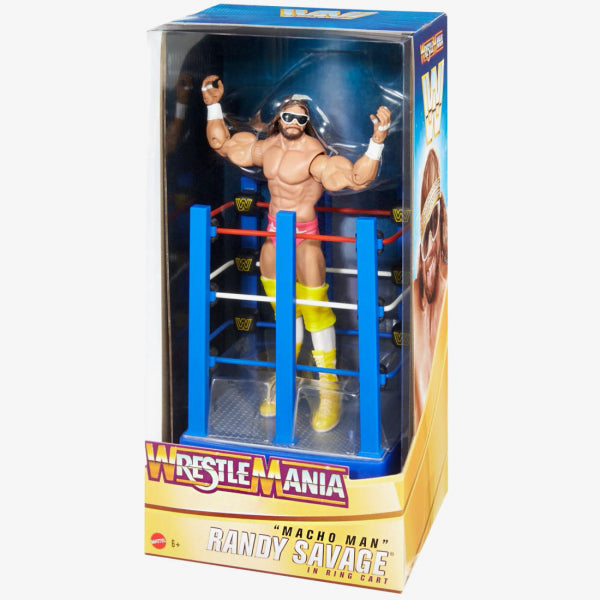 WWE Mattel Wrestlemania Celebration Series 1 Macho Man Randy Savage