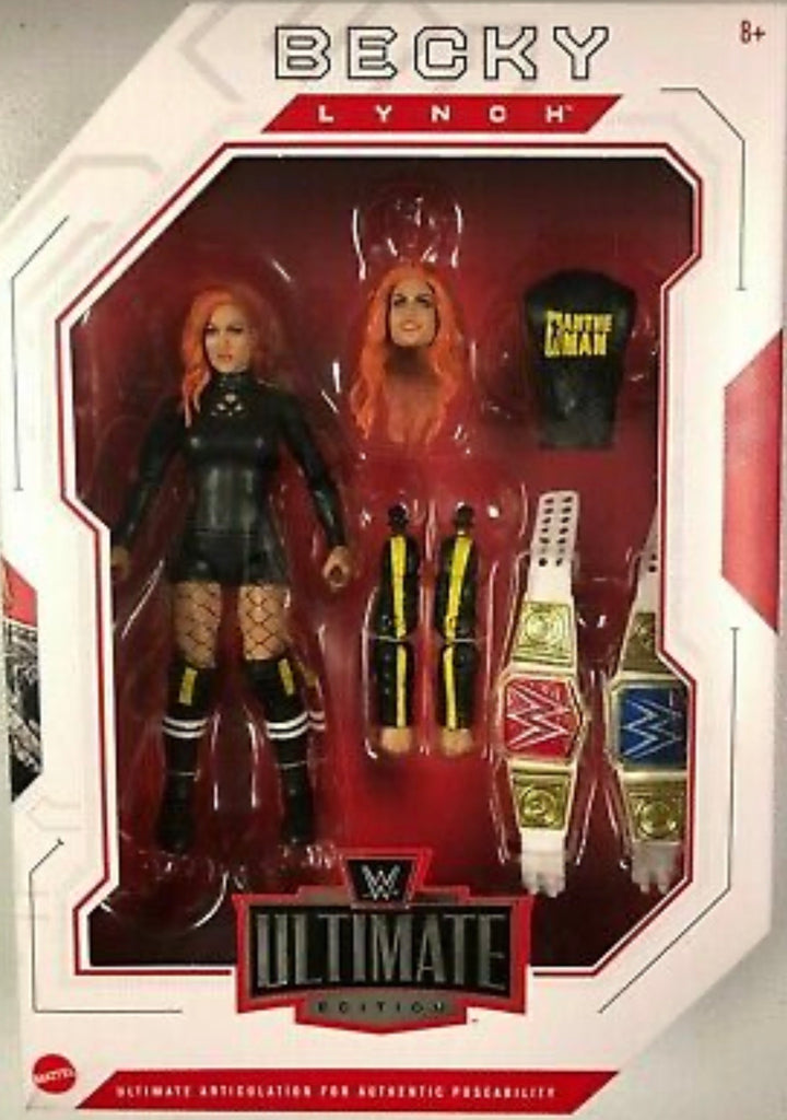 WWE Mattel Ultimate Edition Series 5 Becky Lynch