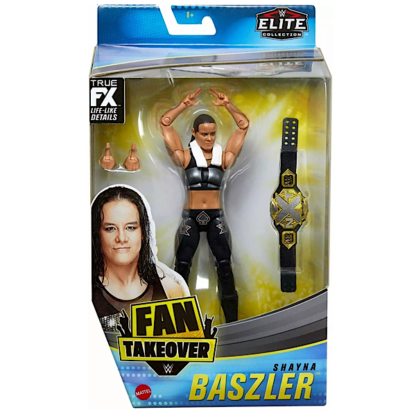 WWE Mattel Elite Collection Exclusive Fan Takeover Shayna Baszler