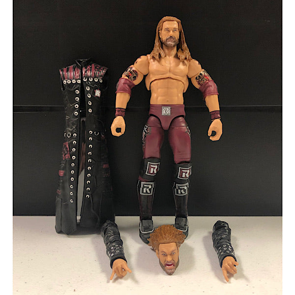 WWE Mattel Ultimate Edition Series 8 Edge Loose Figure