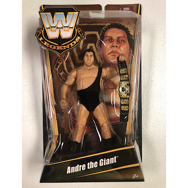 WWE Mattel Elite Legends Series Andre The Giant (1 available)