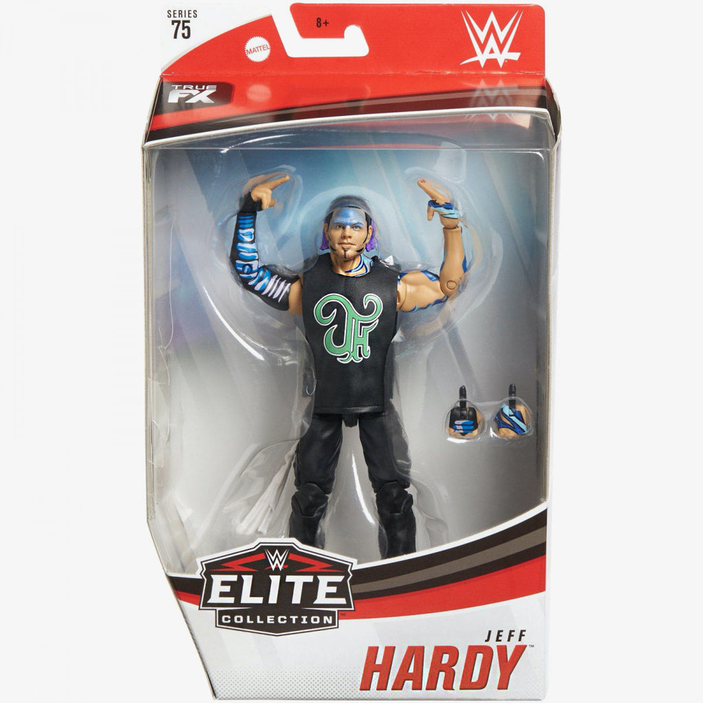 WWE Mattel Elite Collection Series 75 Jeff Hardy
