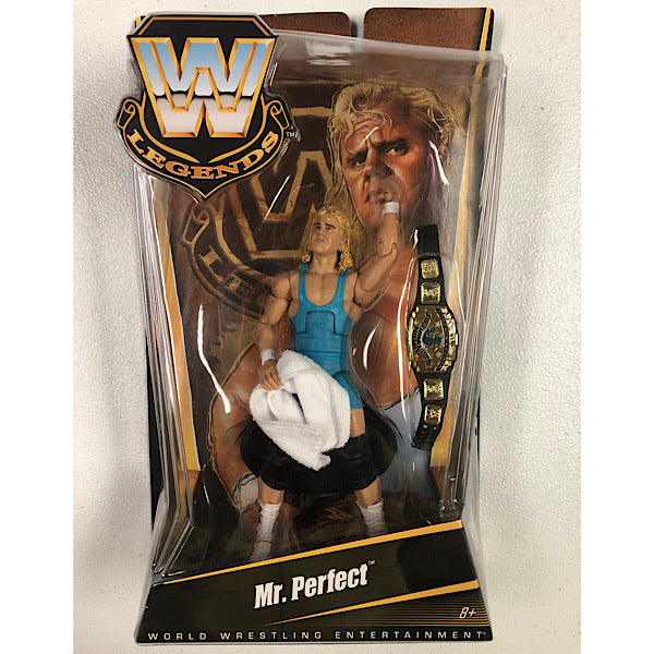 WWE Mattel Elite Legends Series 3 Mr. Perfect (1 available)