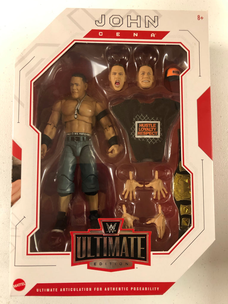 WWE Mattel Ultimate Edition Series 5 John Cena