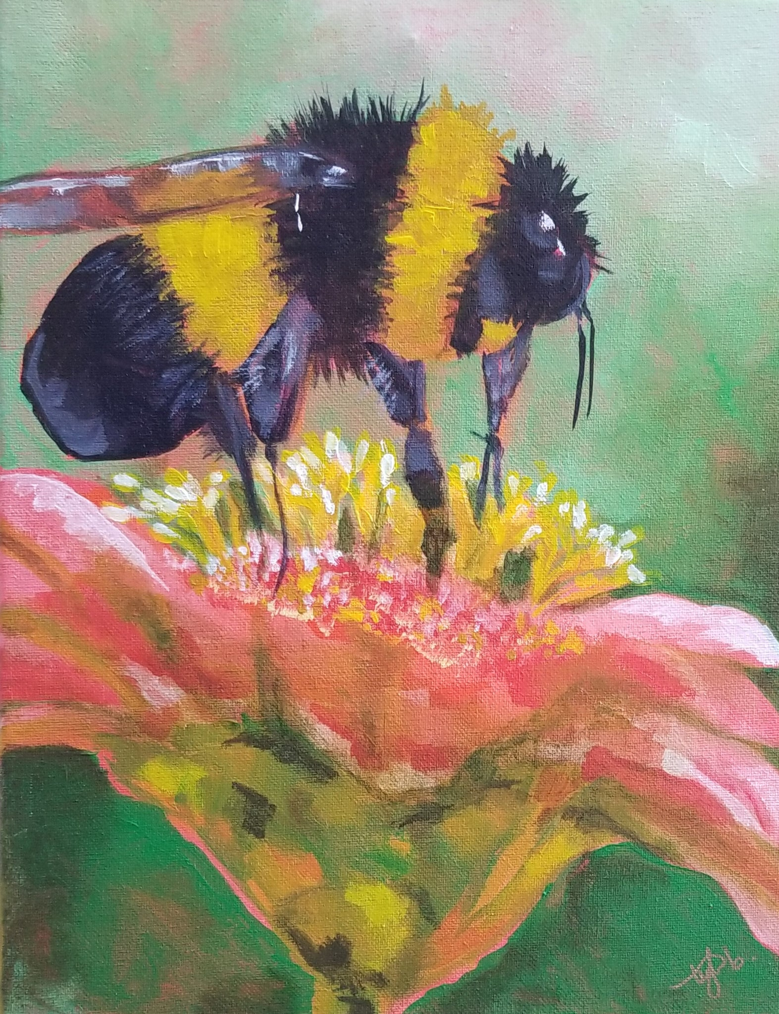 """Bumblebee II"" by Tyla Bowers"