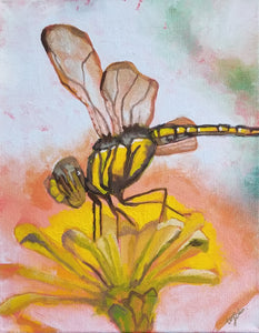 """Dragonfly III"" by Tyla Bowers"
