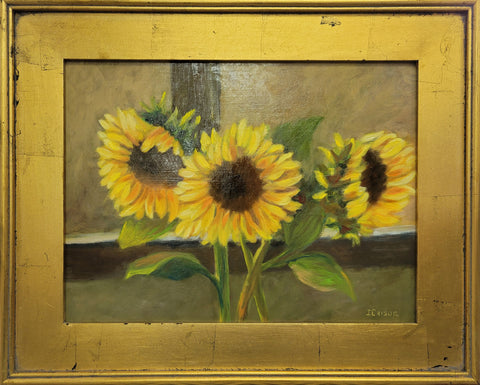 Sunflowers by Ingrid Carson