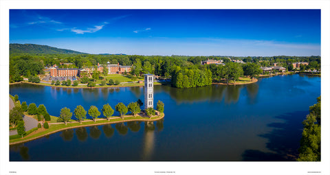 Furman University by Bill Barley