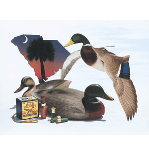 SC Traditions - Mallard by Robert Hickman