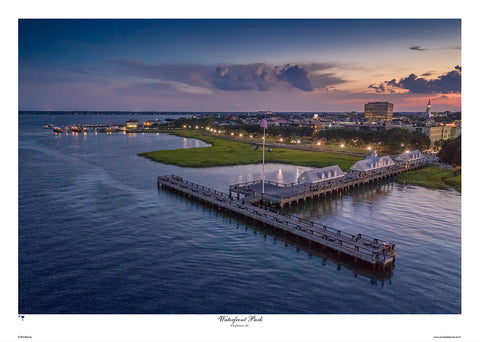 Waterfront Park by Bill Barley