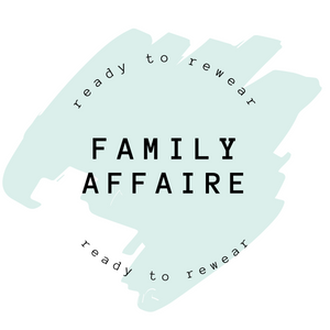 Family affaire seconde main enfant preloved kids clothes