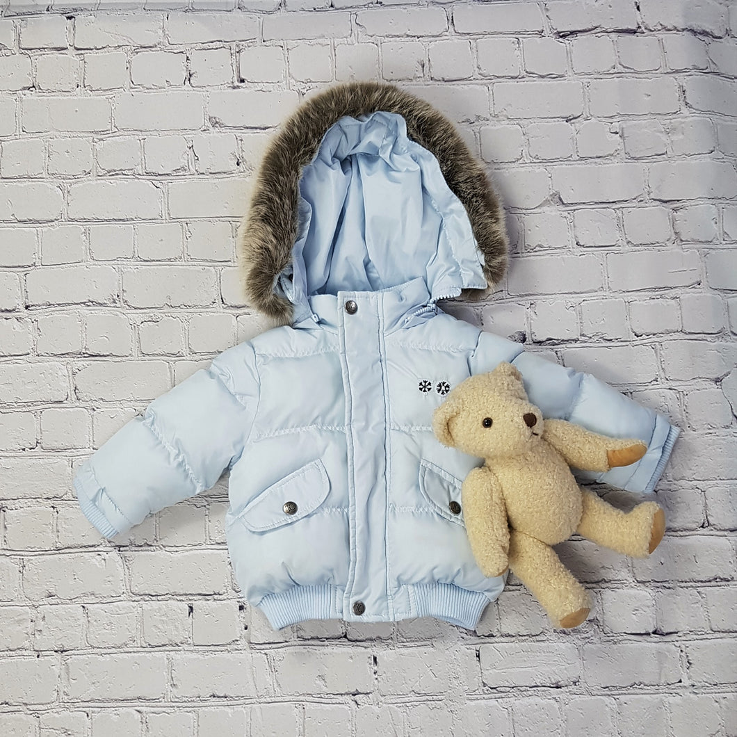 TARTINE ET CHOCOLAT puffer coat 12m baby girl or boy