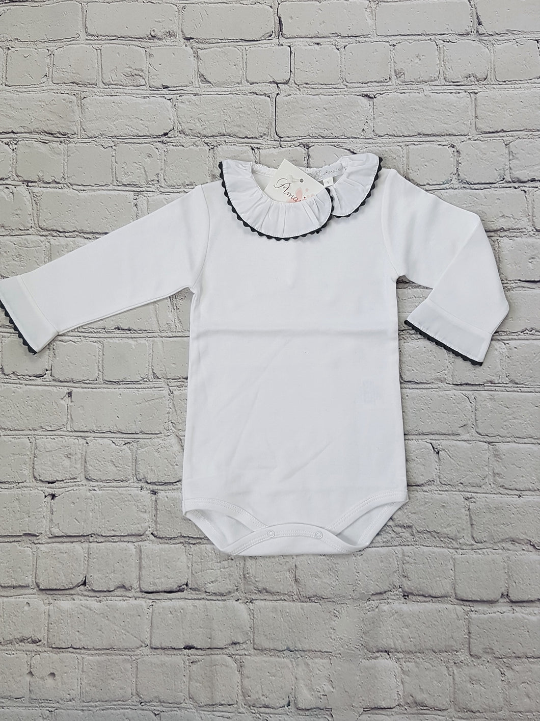 AMAIA outlet baby bodysuit - FAMILY AFFAIRE