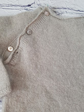 Load image into Gallery viewer, BONPOINT cashmere baby jumper 3m