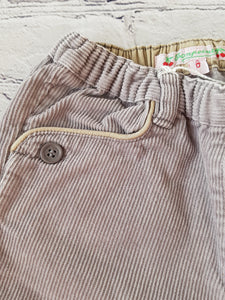 BONPOINT girl corduroy trousers 6m