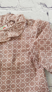 BONPOINT boy or girl  blouse 1m
