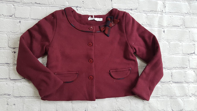 PATACHOU outlet girl cardigan 4yo
