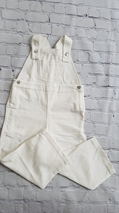 DOT outlet corduroy dungaree baby girl or boy