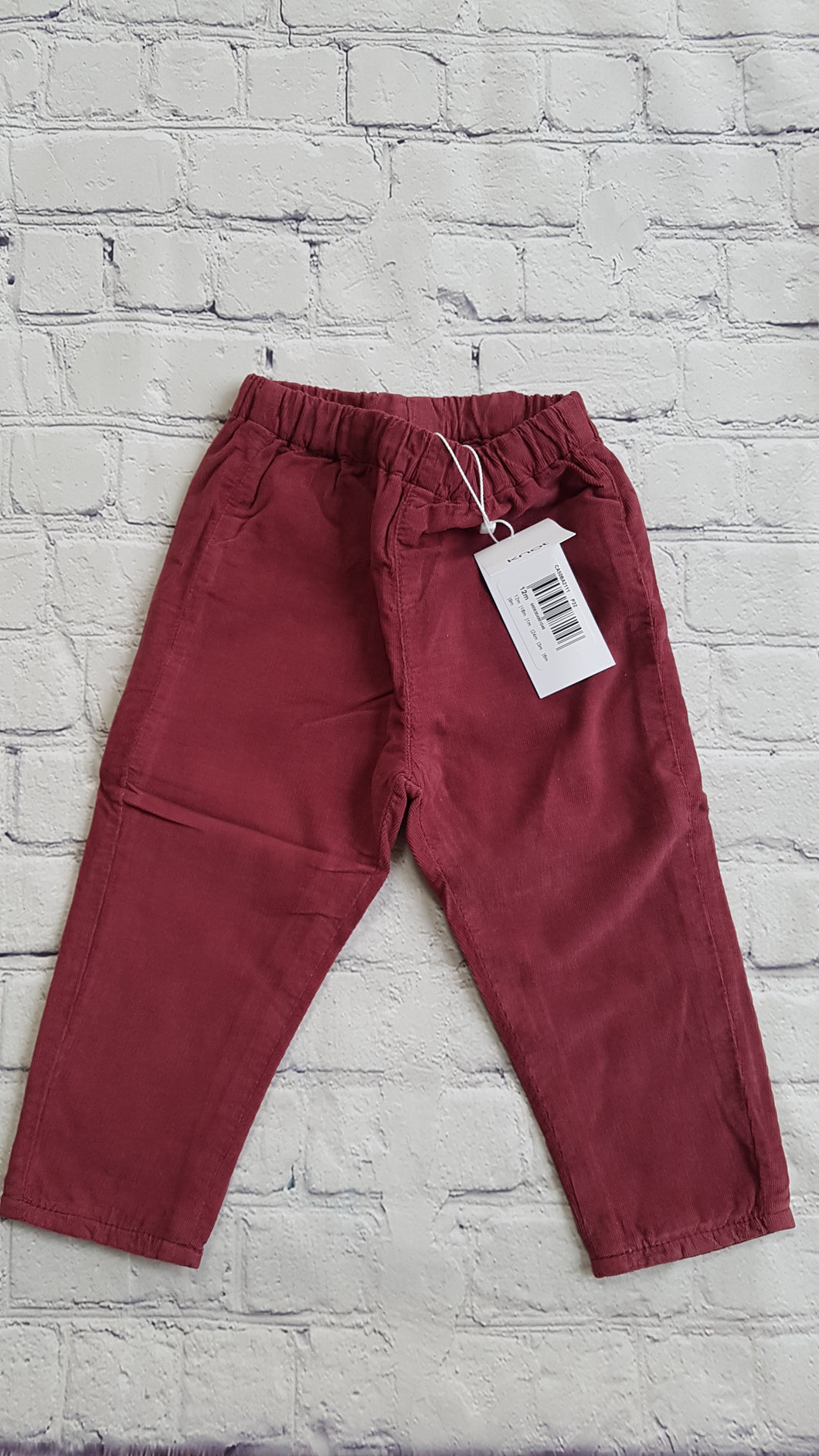 KNOT outlet trousers boy or girl 12m