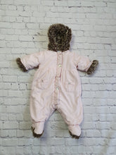 Load image into Gallery viewer, TARTINE ET CHOCOLAT girl snowsuit 6m
