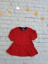 Load image into Gallery viewer, robe coeur petit bateau bebe occasion seconde main bebe vide dressing family affaire