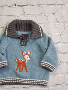 SERGENT MAJOR boy jumper 3m