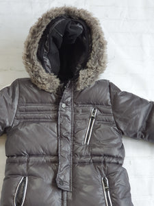 HUGO BOSS boy snowsuit 12m