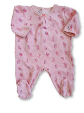 Load image into Gallery viewer, PETIT BATEAU girl pyjama 6m