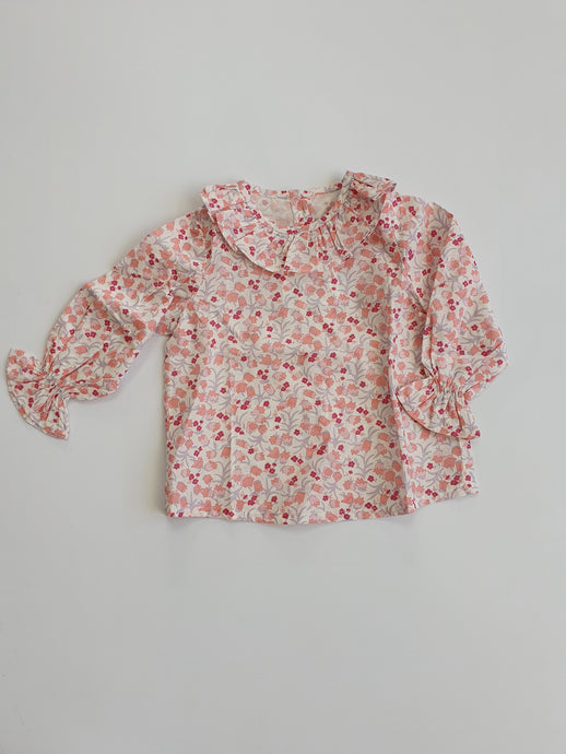 AMAIA outlet baby and girl blouse 3m to 3 yo - FAMILY AFFAIRE