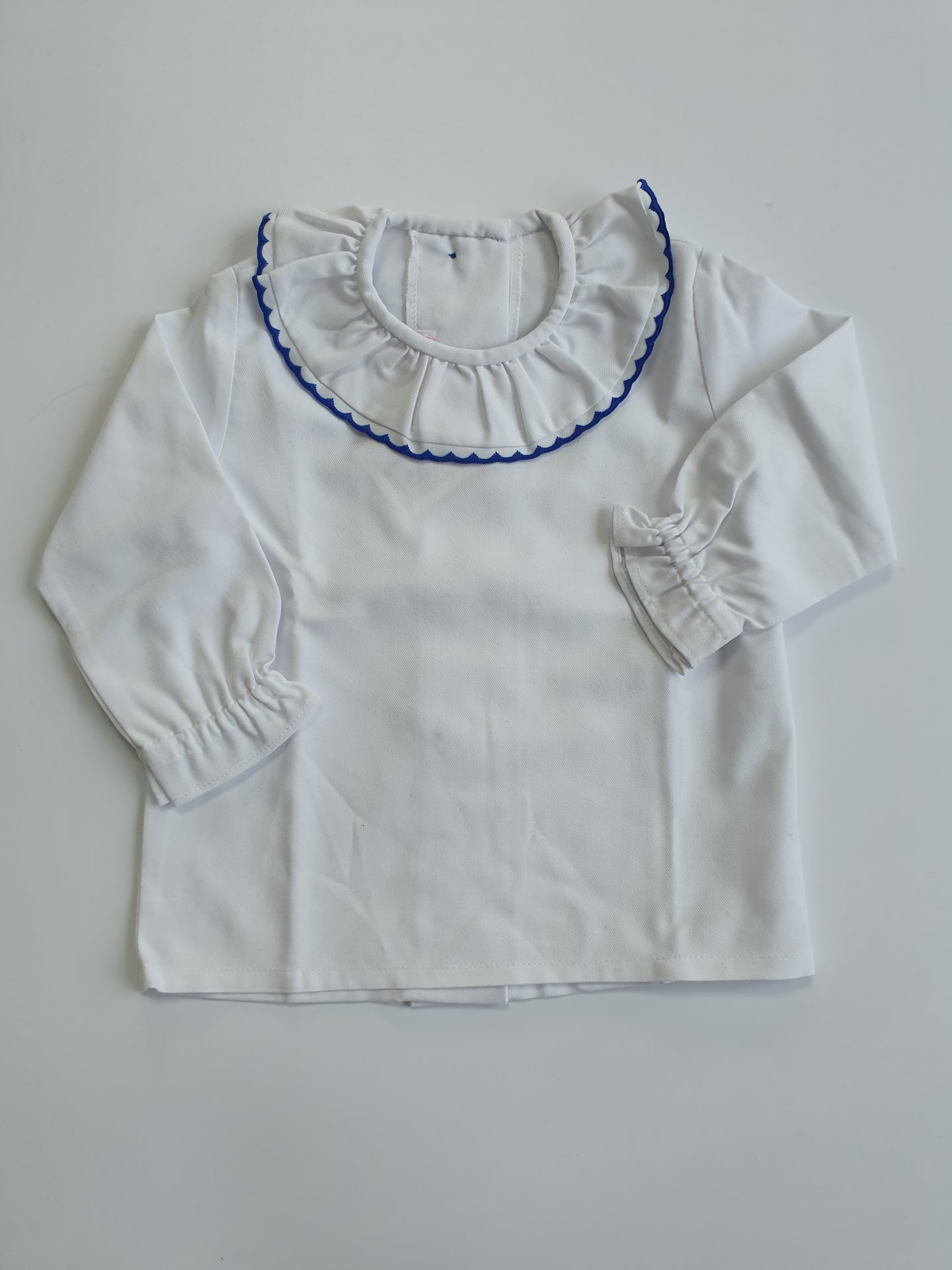AMAIA outlet baby blouse girl 6m 12m 2yo 3yo - FAMILY AFFAIRE