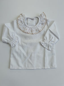 AMAIA outlet baby blouse 6m - FAMILY AFFAIRE