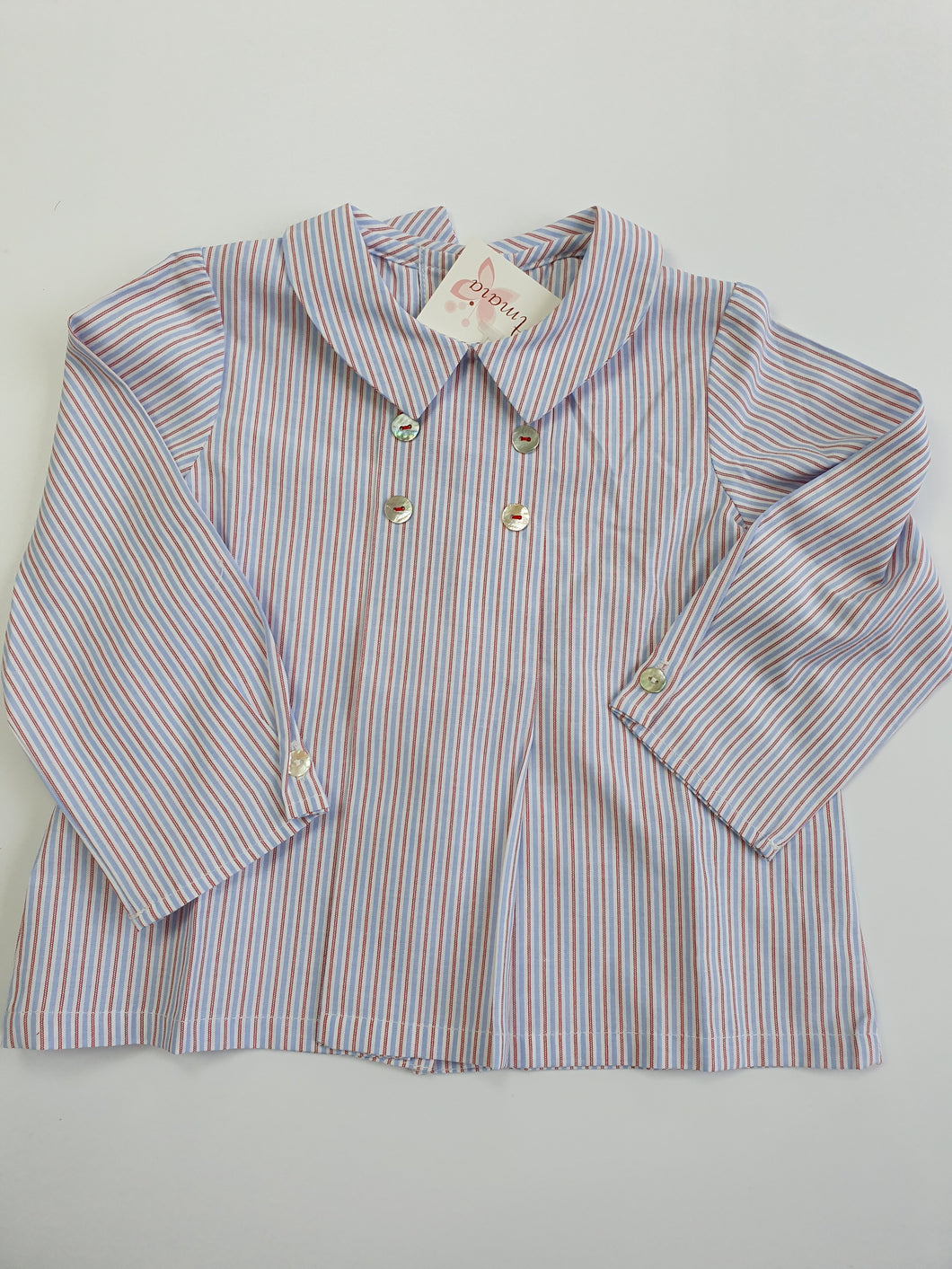 AMAIA outlet baby shirt 12m 6m - FAMILY AFFAIRE