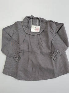 AMAIA outlet  baby girl blouse 6m 2yo - FAMILY AFFAIRE