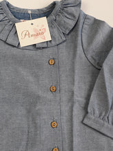 Load image into Gallery viewer, AMAIA outlet baby blouse 6m - FAMILY AFFAIRE