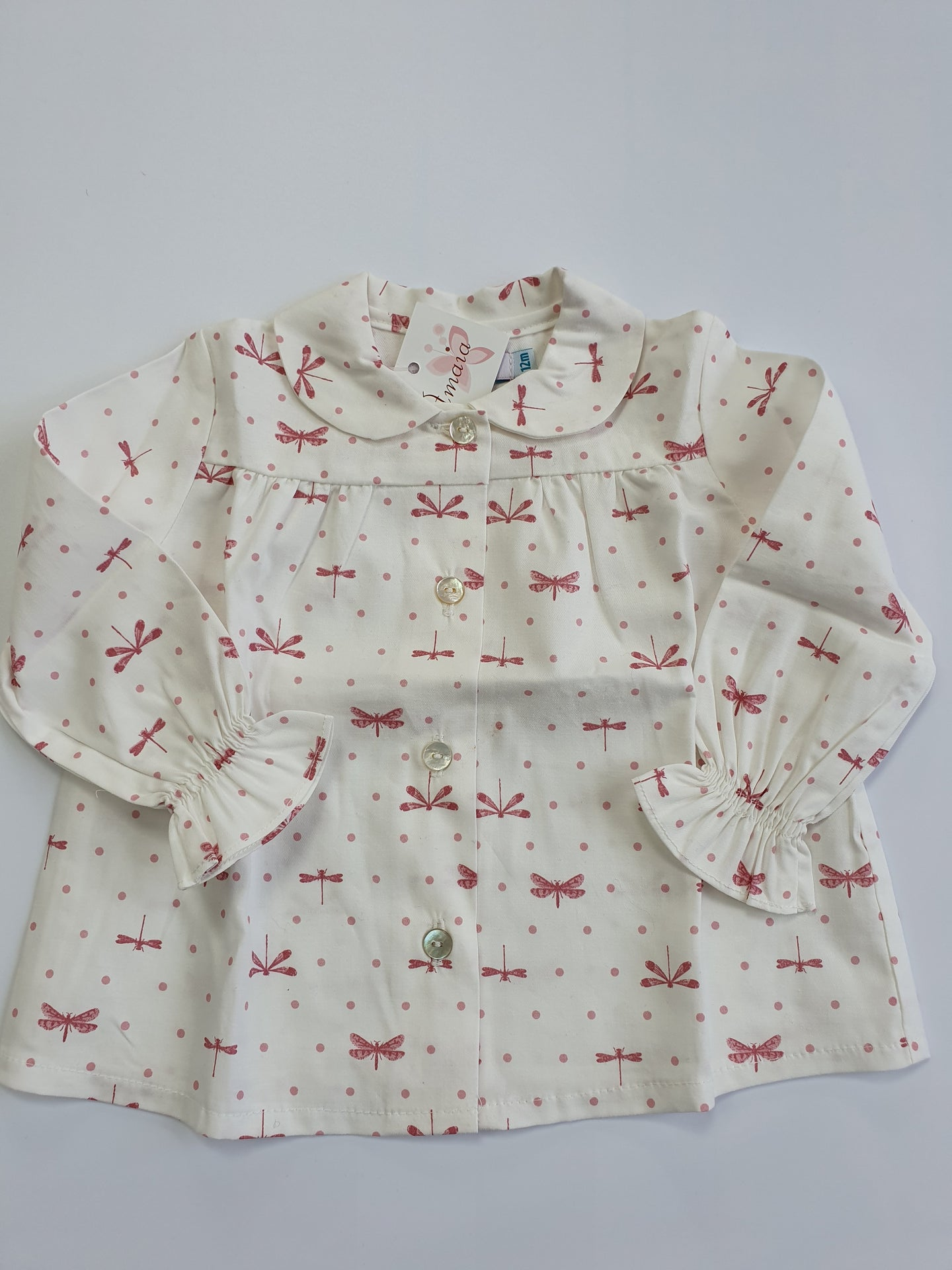 AMAIA outlet baby blouse 12m - FAMILY AFFAIRE