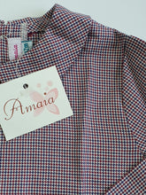 Load image into Gallery viewer, AMAIA outlet baby shirt 12m 6m - FAMILY AFFAIRE