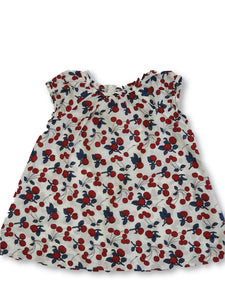 BONPOINT girl dress 6m