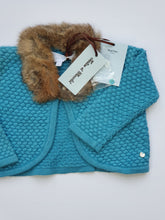 Load image into Gallery viewer, TARTINE ET CHOCOLAT new girl cardigan 12m