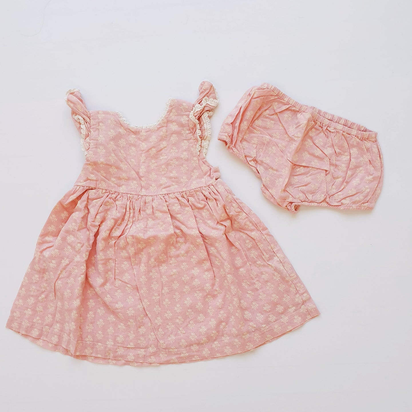 robe rose boutchou occasion
