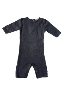 BONPOINT boy or girl cashmere overall 0m