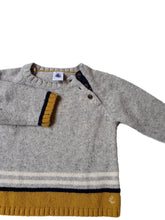 Load image into Gallery viewer, PETIT BATEAU boy jumper 18m