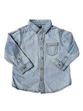 Load image into Gallery viewer, ZARA boy shirt 12-18m