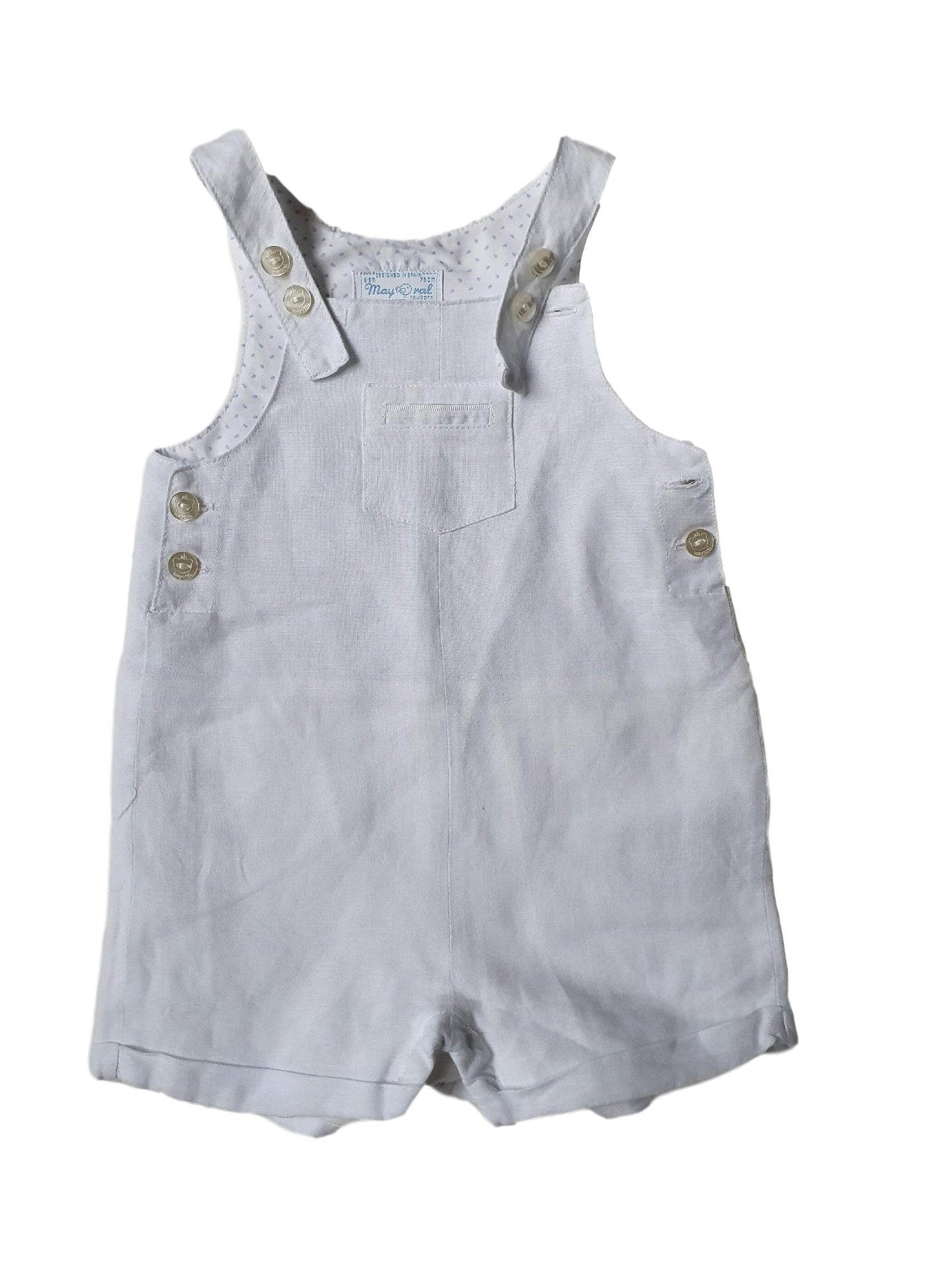 MAYORAL boy dungaree or girl 6m