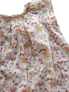 BONPOINT girl dress 18m