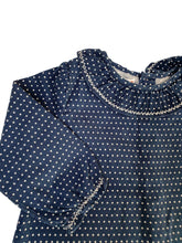 Load image into Gallery viewer, GOCCO girl blouse 18m