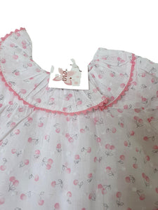 AMAIA outlet girl blouse 6m and 12m